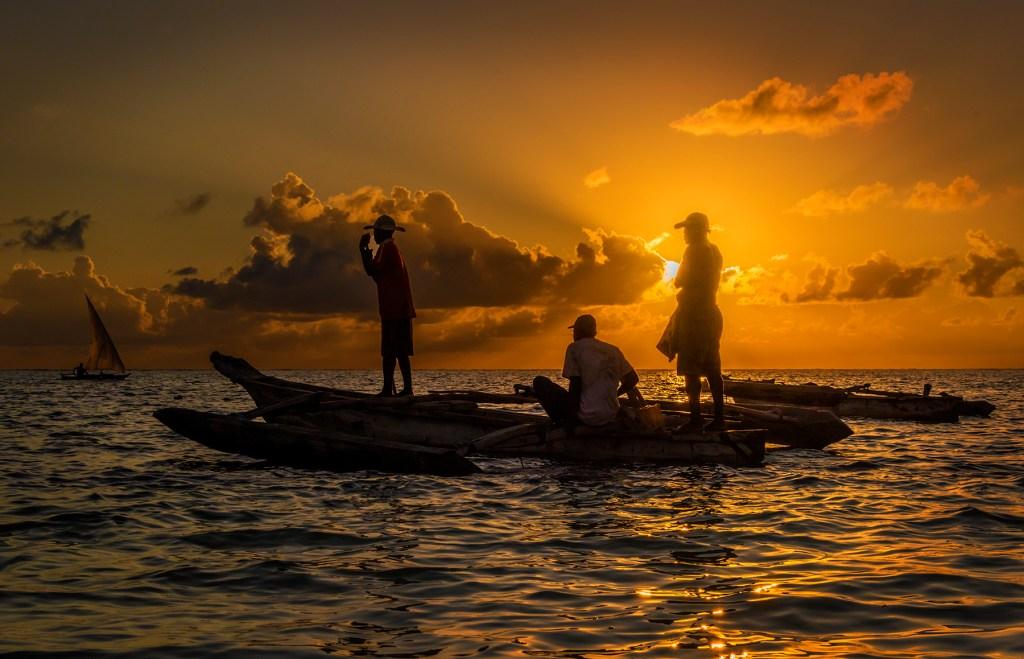 Hon - Osia Strasner - Zanzibar