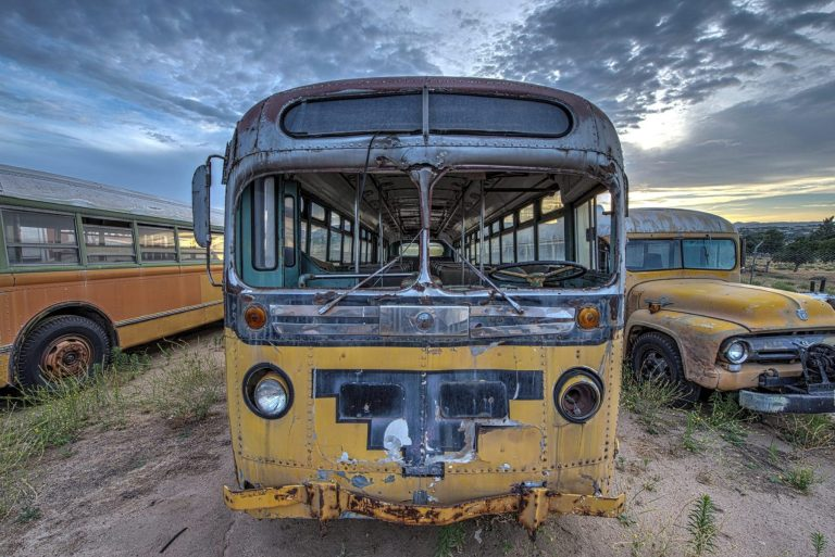 Jim McGinn - MTM Bus Front, HDR