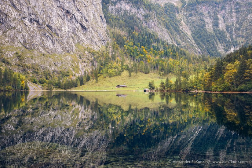 Alexander S. Kunz - Obersee Mirror
