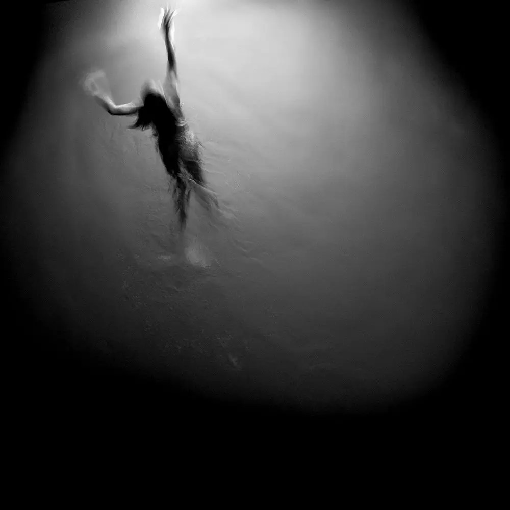 Cole Thompson -- Swimming Towards the Light, 2007