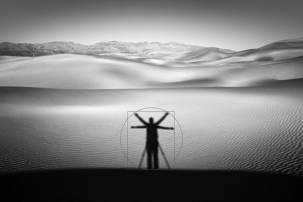 Cole Thompson -- Self Shadow, Da Vinci, 2020