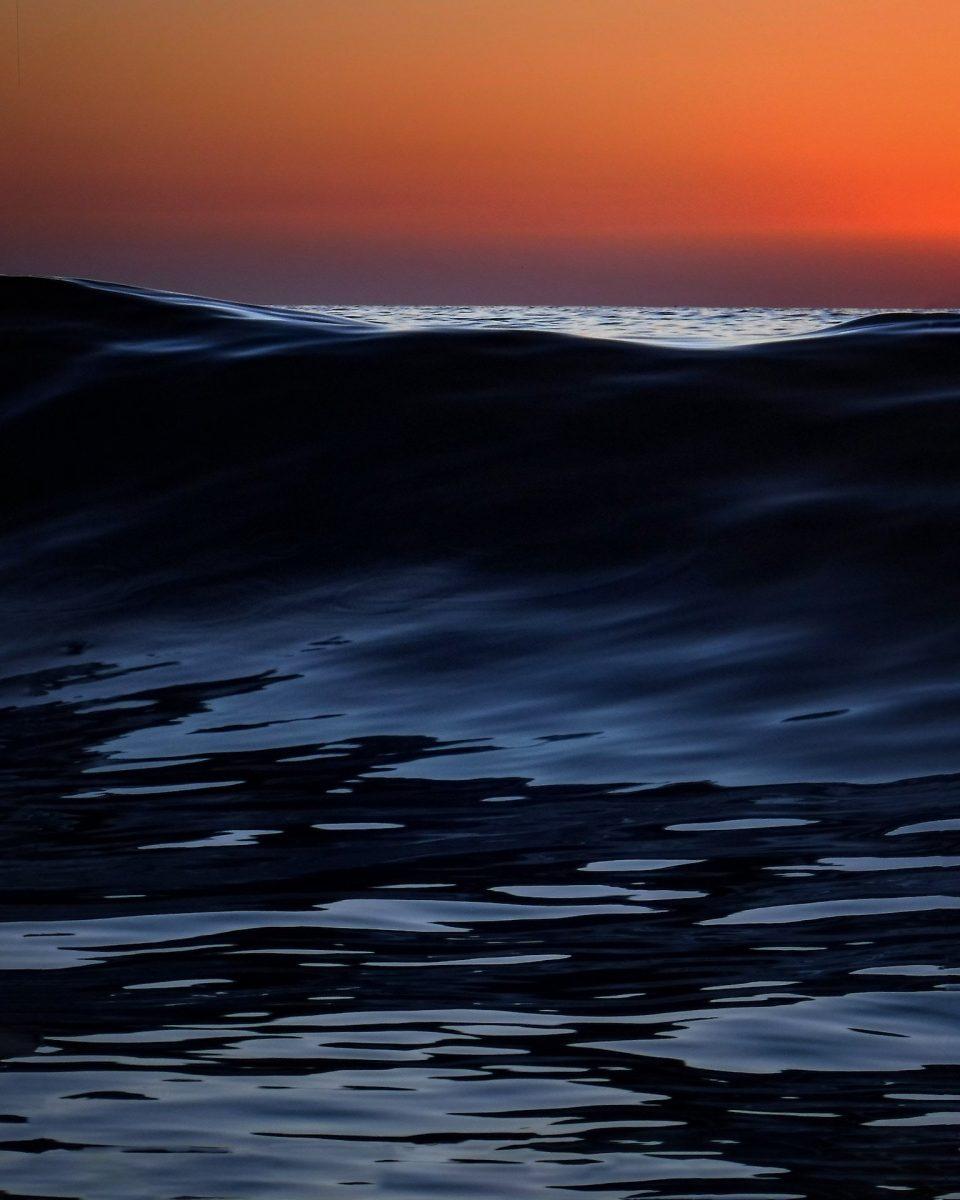 Judy MacLean Fowler - Twilight Wave, October 2019