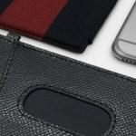x-flex wallet leather