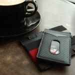 Carbon Fiber X-flex slim wallet