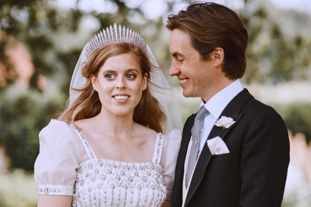 Princess Beatrice reveals she's PREGNANT on Harry & Meghan's anniversary -  The National