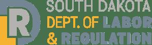 South Dakota Dept. of Labor and Regulation logo