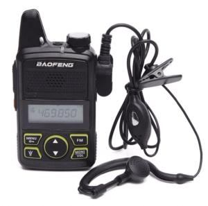 BF-T1 MINI Walkie Talkie UHF 400-470mhz 1