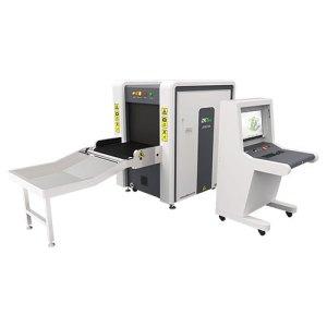 ZKTECO ZKX6550A SINGLE baggage X-ray inspection system