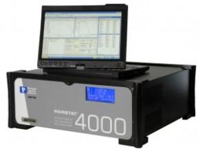 Potentiostat/Galvanostat Parstat 4000 (Princeton Applied Research - Ametek)