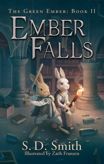 Ember Falls (The Green Ember Series Book II)