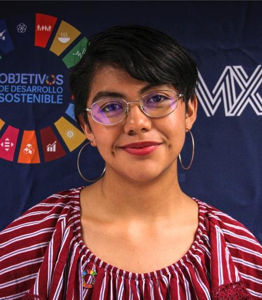 Foto de Astrea Linares Trujillo, Diseño - Comunidades, Equipo creativo Red MX2030, SDSN México