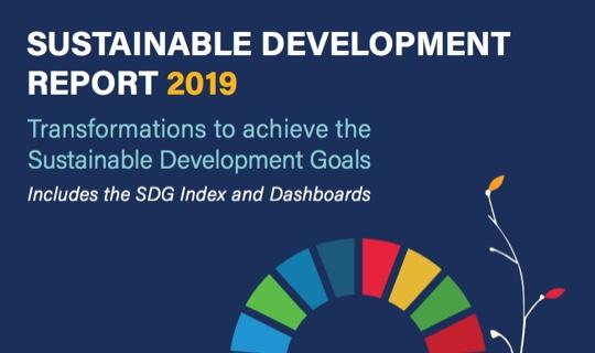 Reporte de Desarrollo Sostenible, SDSN México