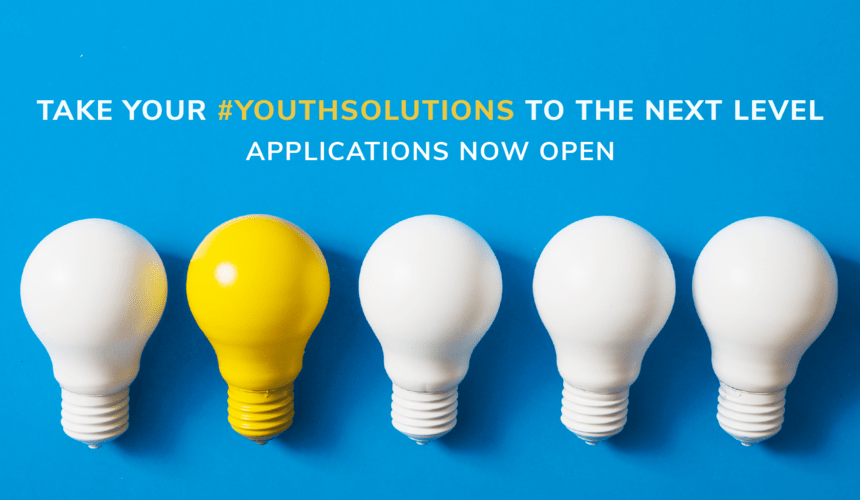 Convocatoria abierta - Youth Solutions Report