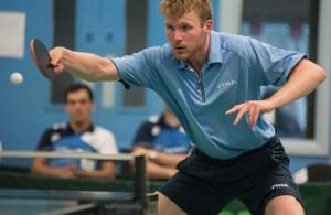 gavin evans - photo by the ITTF