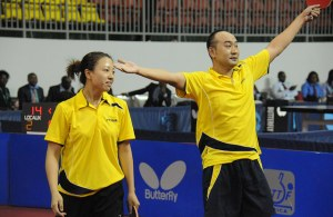 wang jianan and li yuheng - photo by the ITTF