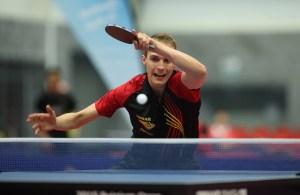 cedric nuytinck - photo by the ITTF