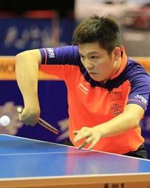 fan zhendong - photo by the ITTF