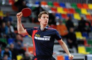Robert Gardos - photo by the ITTF
