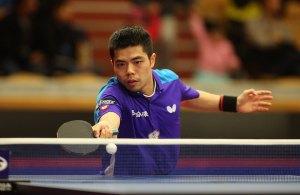 Chuang Chih-Yuan - photo by the ITTF