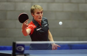 Harald Andersson - photo by the ITTF