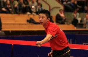Xu Hui - photo by the ITTF