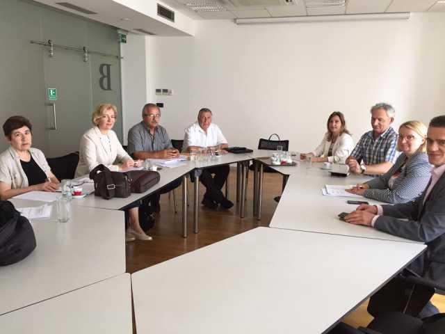 U Zagrebu o neisplaćenim penzijama u ratu