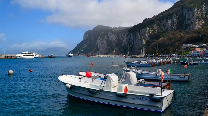 It felt like everywhere I turned, there was something beautiful to look at. In that regard Capri was no different from the other stunning locations in Italy.