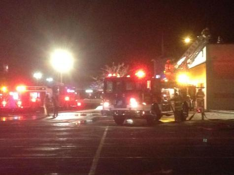 Fire engulfs Guadalajara Restaurant, manager remains optimistic