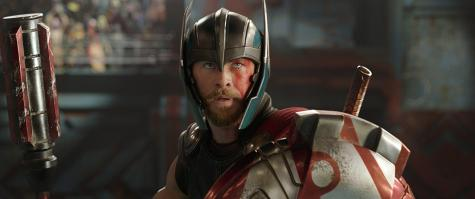 """Thor: Ragnarok"": a mix of thunderous gods and silly humor"