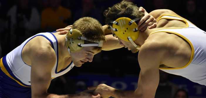 South Dakota State, Arizona State wrestlers to face off at Pentagon