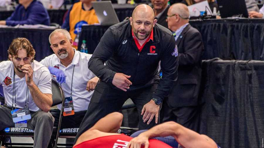 Damian+Hahn+was+an+assistant+and+associate+coach+for+Cornell+for+12+years.+During+his+tenure%2C+the+Big+Red+won+11+Eastern+Intercollegiate+Wrestling+Association+titles+and+had+50+All-Americans.
