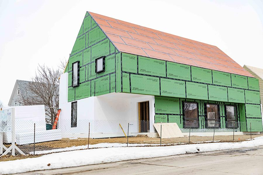 South+Dakota+State+University%27s+Department+of+Architecture+will+hold+an+open+house+and+workshop+at+its+passive+house+construction+site+May+19+from+noon+to+2+p.m.++