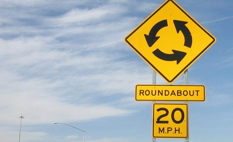 Roundabout may cause learning curve for move-in drivers