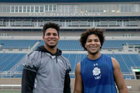 Brown brothers find a home at SDSU