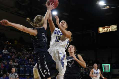 Jackrabbits dismantle Creighton, win third straight