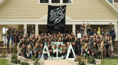 Alpha Xi Delta provides second family, opportunity for SDSU women