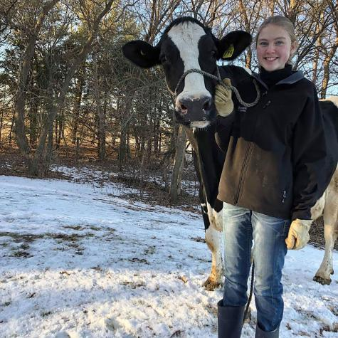 Netherlands native finds home at SDSU, plans for life-long career in dairy industry