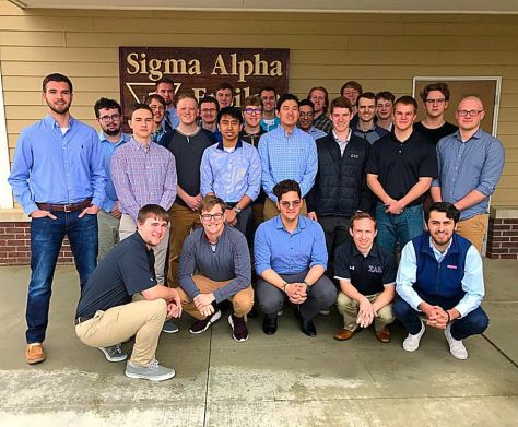 Sigma Alpha Epsilon upholds legacy of friendship, excellence