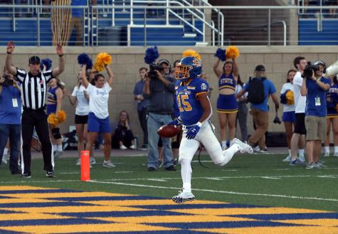 Jacks down Southern Utah in Gibbs' return