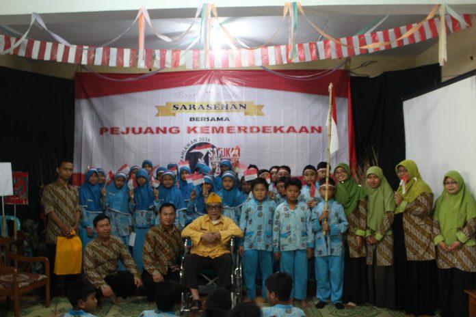 Peringatan Hari Pahlawan 10 November Kelas V SD TA'MIRUL ISLAM SURAKARTA
