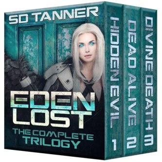 SD Tanner - Eden Lost Trilogy