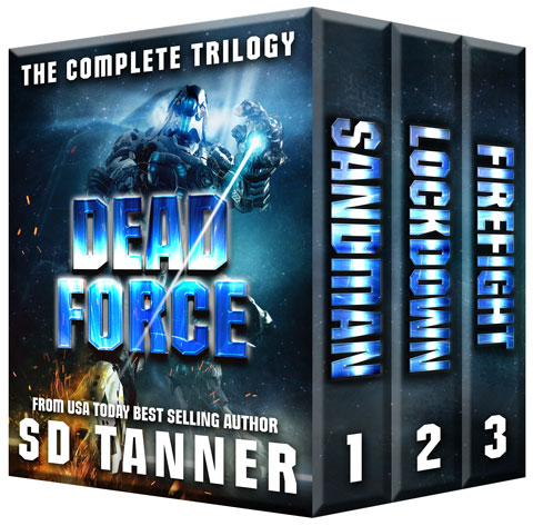 Dead Force trilogy - Amazon