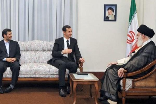 ما تفعله إيران للبقاء في سوريا