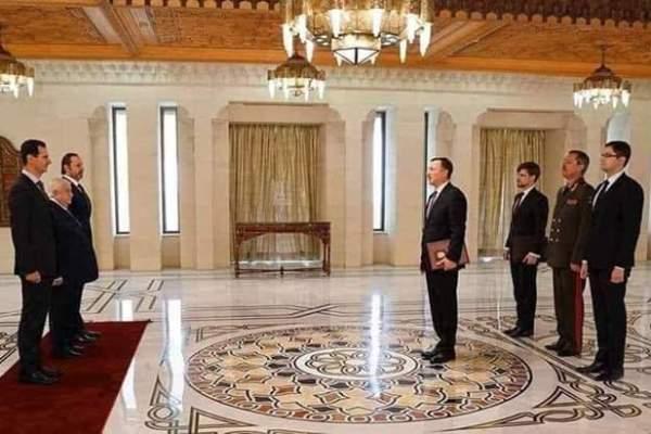 هل يصلح يفيموف ما بين بوتين والأسد