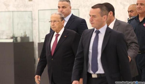 """لبنان: تظاهرات تطالب برحيل السلطة بالتزامن مع """"اللقاء الوطني"""" في بعبدا"""