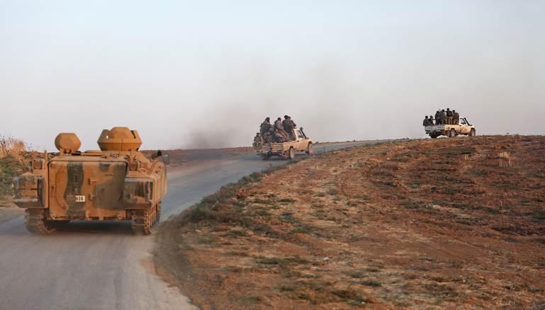 الجيش الوطني السوري.إنشقاقات وعشوائيات تعيق تنظيمه
