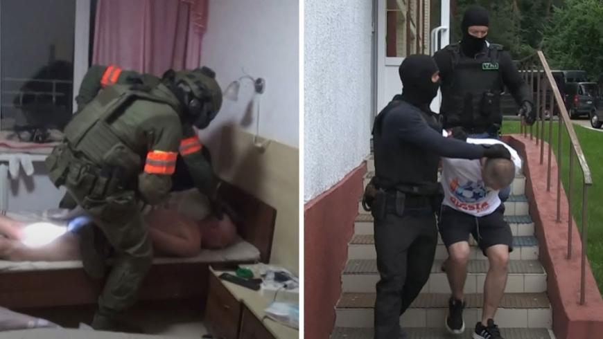روسيا البيضاء تعتقل 33 مرتزقاً من فاغنر.. ما التهم الموجهة؟