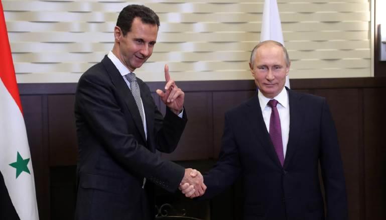 مناظرة روسية أسدية