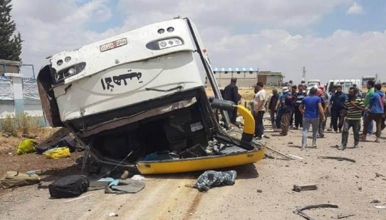 درعا:الفيلق الخامس في مرمى التفجيرات مجدداً