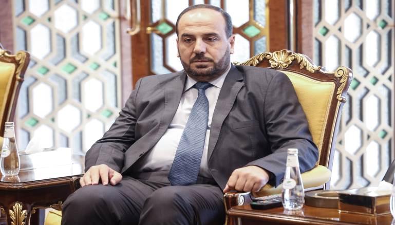 نصر الحريري..ومعركة الزعامة الحاسمة للمعارضة السورية